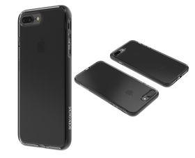 Body Glove Clownfish Aluminium case for iPhone 7 - Clear / Black